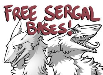 free sergal icons