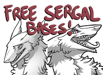 free sergal icons by louizim