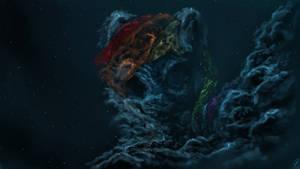 Rainbow Dash Nebula