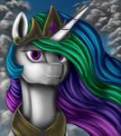 Princess Celestia Portrait