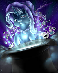 Trixie's hat Magic