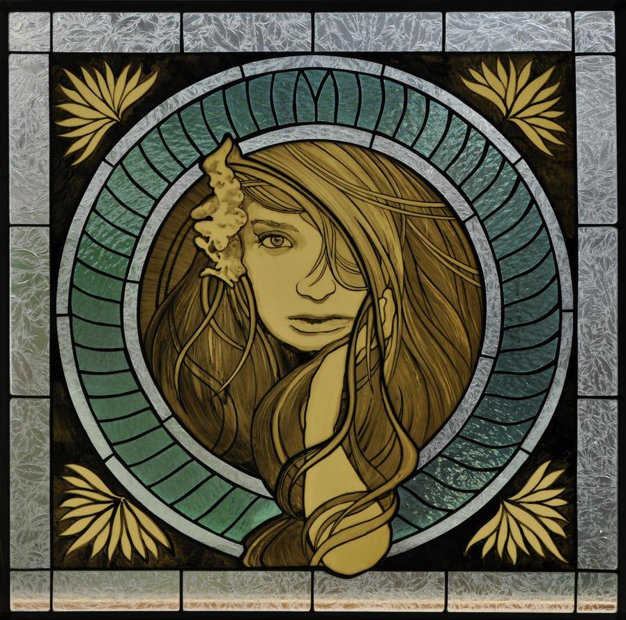 Kairit Window by Avogel57