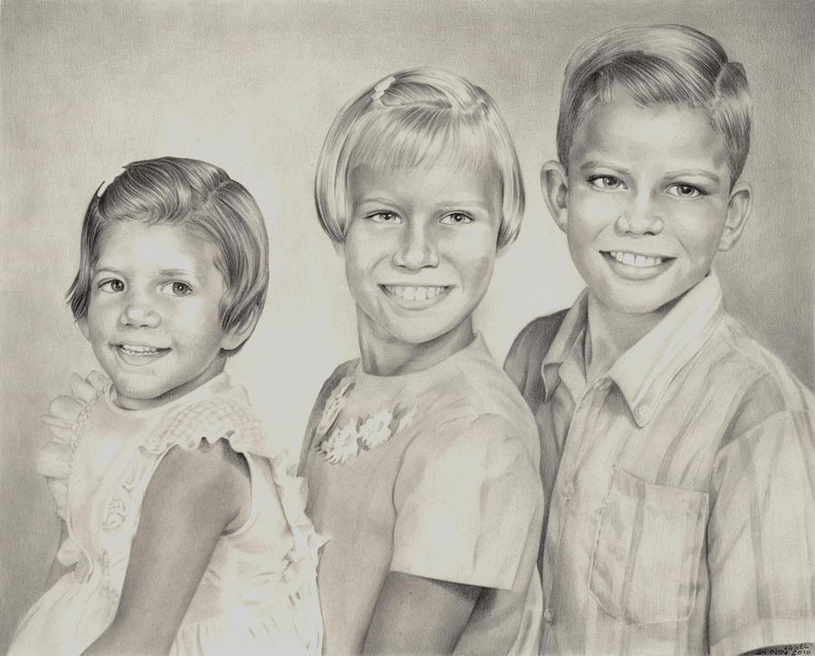 :: Children of Ann Towle :: by Avogel57