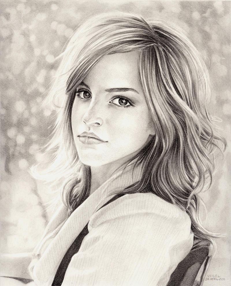 :: Emma Watson :: by Avogel57