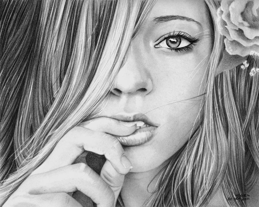 :: Beauty, Maureeza :: by Avogel57