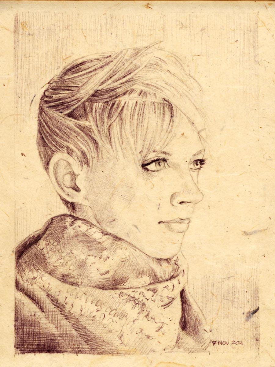 .: Anne :. by Avogel57