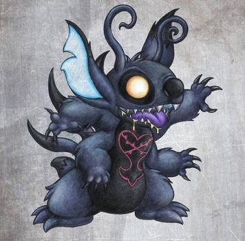 Heartless Stitch by lordzasz