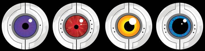 Portal 1 Buttons