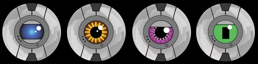 Portal 2 Buttons