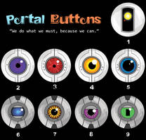 Portal Buttons - Etsy Special