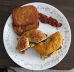 Bagel Bacon 'n' Egg Sandwich
