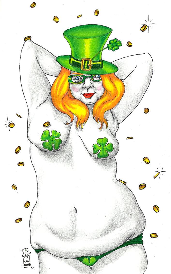 Irish Pam by LimeGreenSquid
