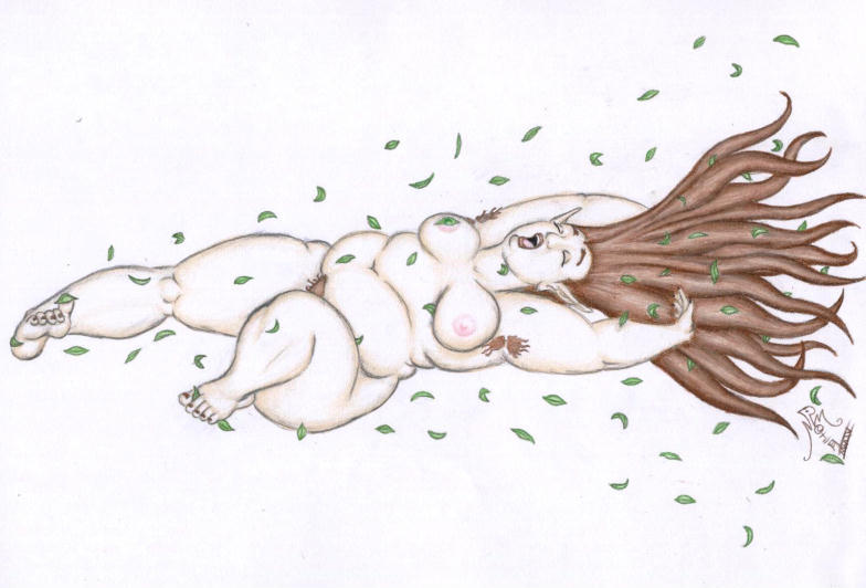 chasse aux images - Page 2 Dryad_Wind_by_LimeGreenSquid