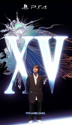 Final Fantasy XV 2006-2016 by NurBoyXVI