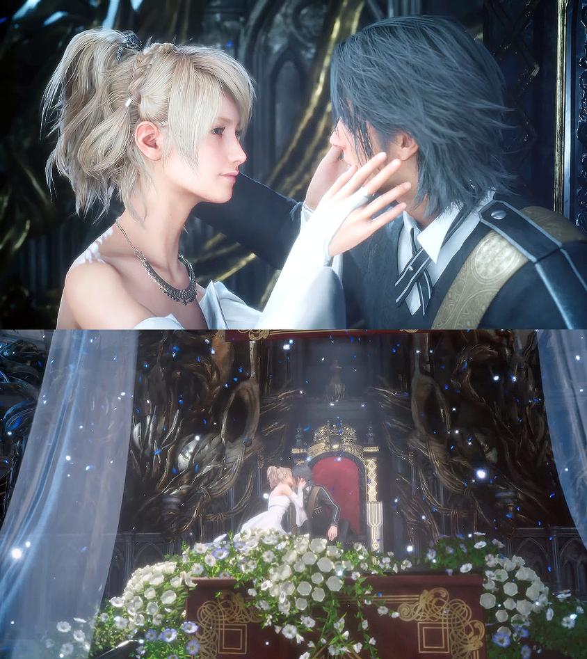 Final Fantasy XV - Heureux Pour Toujours. LA FIN. by NurBoyXVI