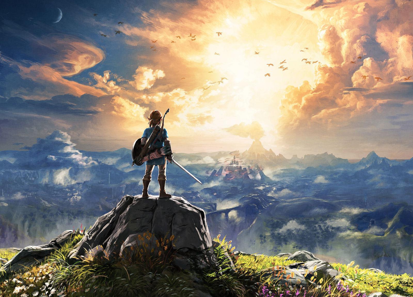 The Legend Of Zelda: Breath of The Wild | 4K