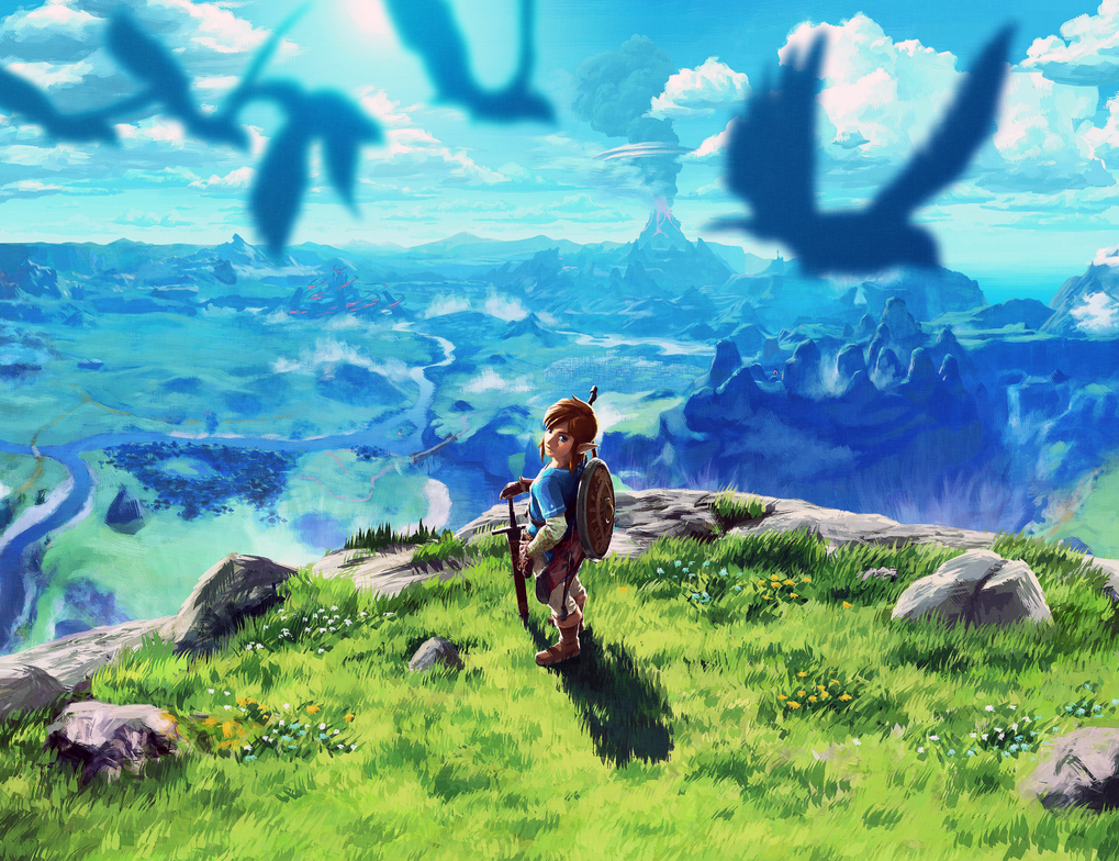 The Legend of Zelda: Breath of The Wild | 4K by NurBoyXVI