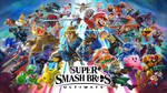 Super Smash Bros ULTIMATE | 4K Wallpaper 2018