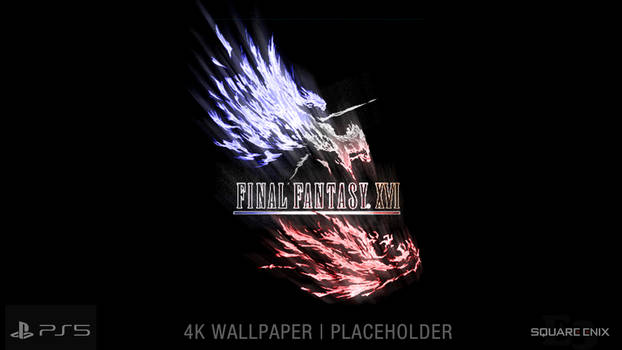 FINAL FANTASY XVI / FF16 | Official 4K Wallpaper