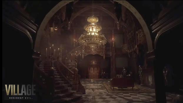 Resident Evil 8 : VILLAGE PS5 | 1080p Wallpaper