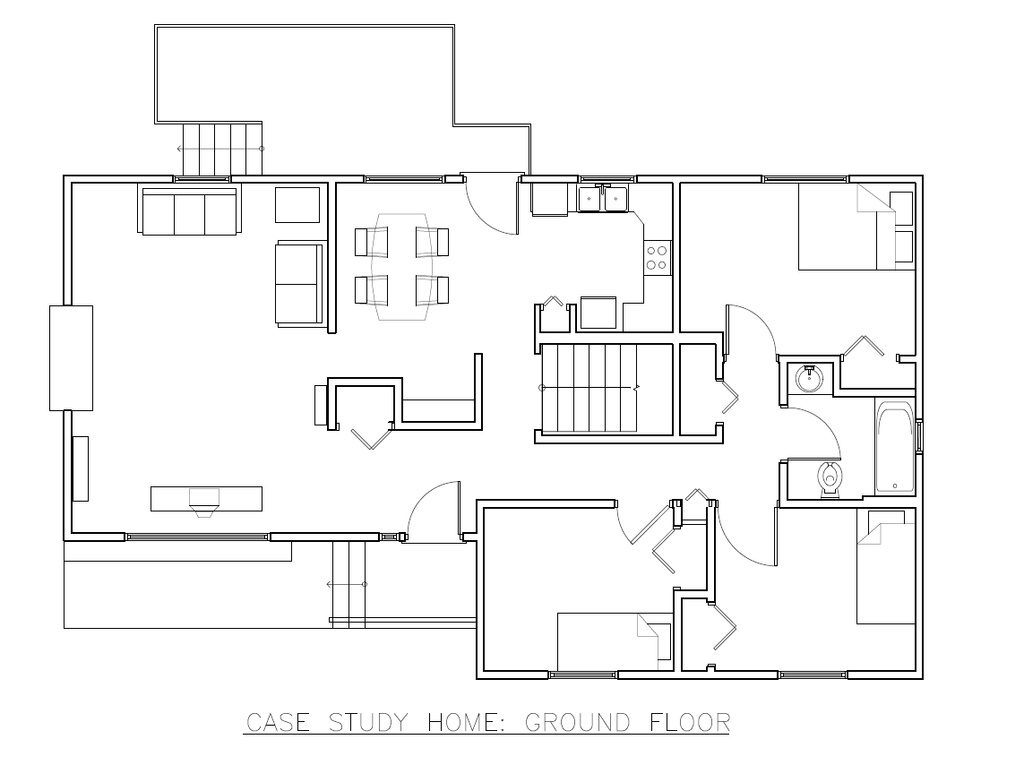 an analysis of the importance of plans and the building of a house When designing or renovating a home it is important to understand basic residential structural design before finalizing floor plans, the house structure must be designed and the structural posts, beams and walls positioned and sized.