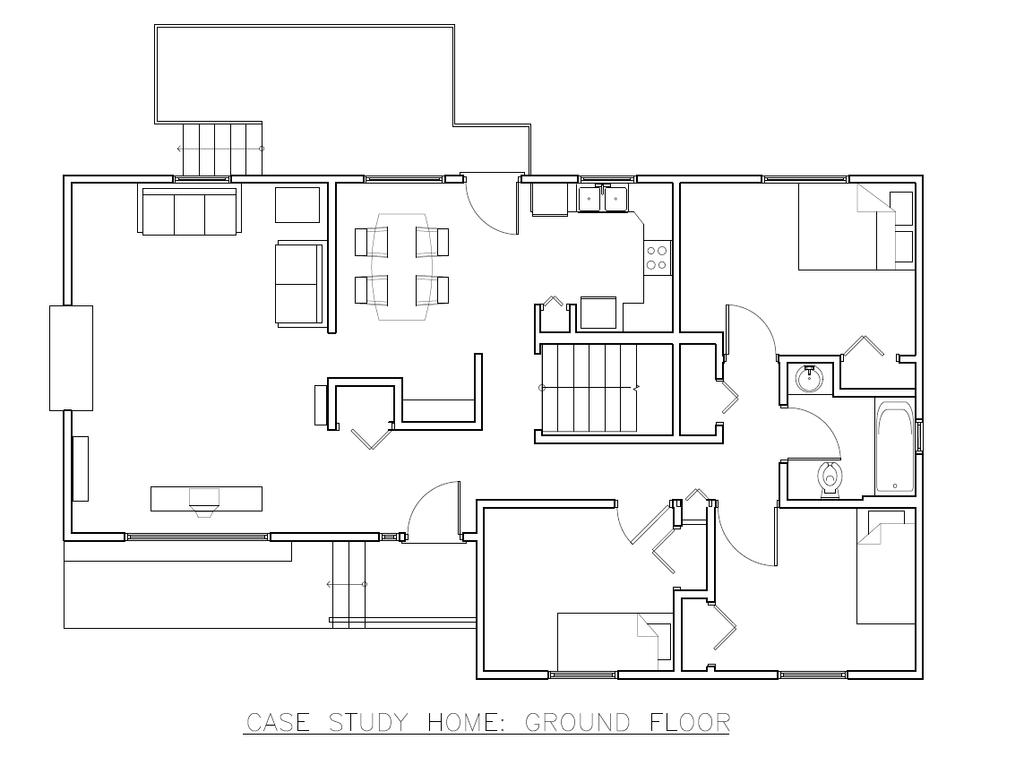 Appealing Case Study House Plans For Sale Ideas - Exterior ideas 3D ...