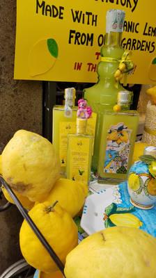 When Life Gives You Huge Lemons...
