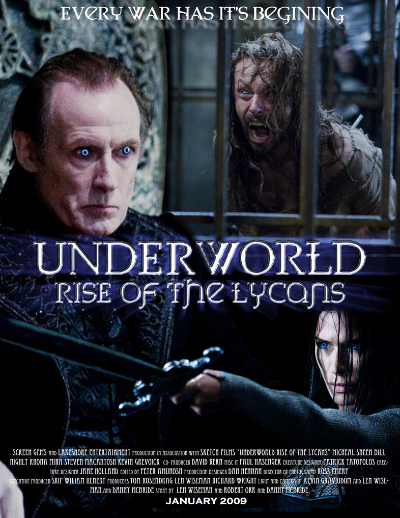Underworld Rise Of The Lycans Wallpaper HD Download