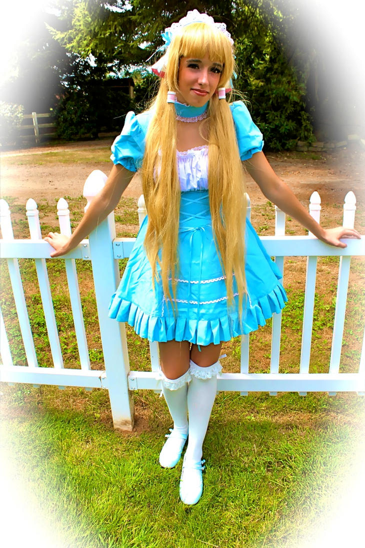 Chi from Chobits by CheesyHipster