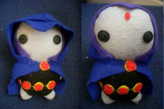 Raven Plushie