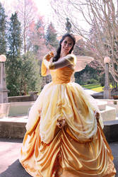 Princess Belle 2 by CheesyHipster