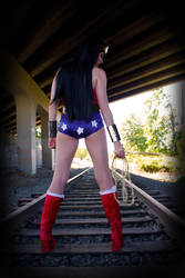Wonder Woman 6 by CheesyHipster
