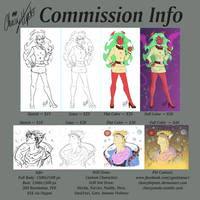 COMMISSIONS!!!!!