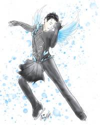 Eros Yuri by CheesyHipster