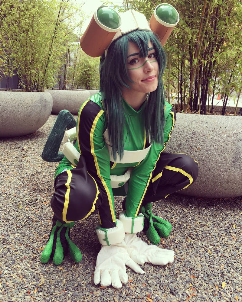 Froppy Cosplay by CheesyHipster