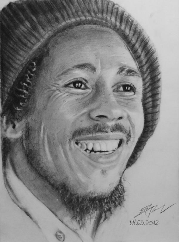 Bob Marley by riksons ...