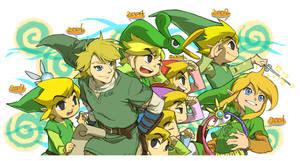 Link's evolution 2