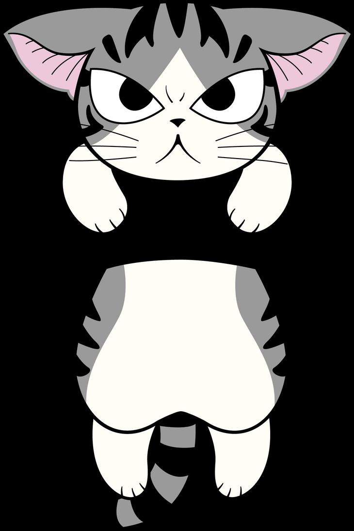 Free Printable Cat Cartoon