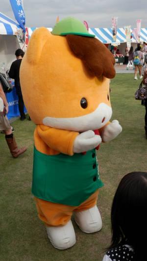 Japanese local mascots 5