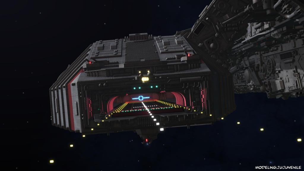 Battlestar Galactica #5 by j-fujita