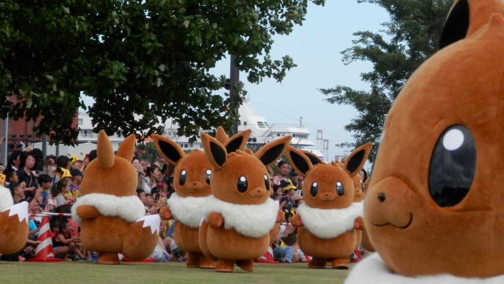 Pikachu OutBreak Yokohama 2018 Pt4 by j-fujita