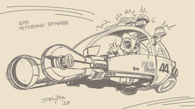 Metermaid Spinner