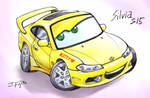 Silvia S15 by CARS style