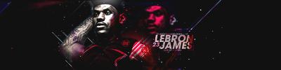 LeBron James by buffonqua