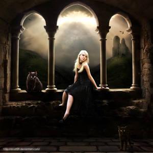 queen of persia