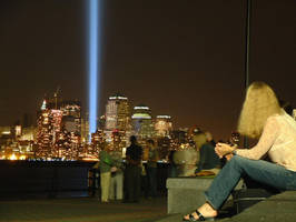 Twin Towers by kafirwall