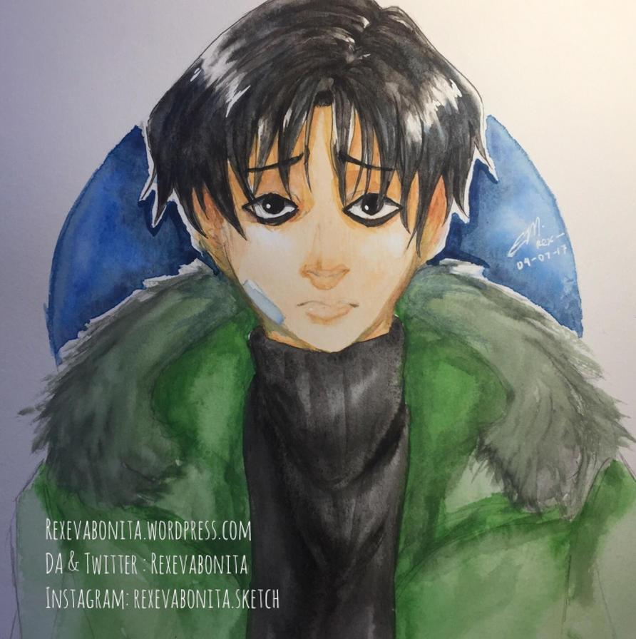 Yoonbum - Watercolor Entry by rexevabonita