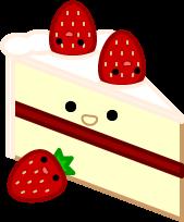 Food: Strawberry Cake by chimericalwarfare