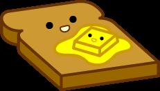 Food: Toast by chimericalwarfare