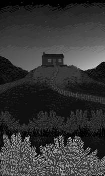Illustration for Return ticket - tinyhouse